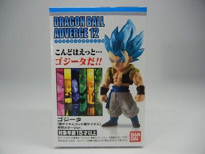"Dragon ball Z GT Adverge 10 /"" SS Broly /"" Shokugan Figure BANDAI Japan import"