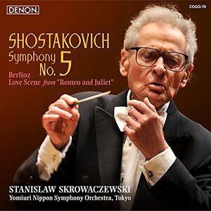 Stanislaw Skrowaczew - Shostakovich: Symphony No.5 [New SACD] Japan - Import
