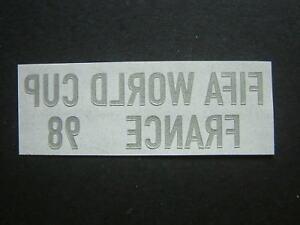 Dettaglio-scritta-034-FIFA-WORLD-CUP-FRANCE-98-034-script-detail-for-match-shirt