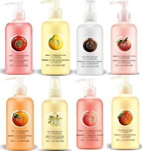 body shop lotion