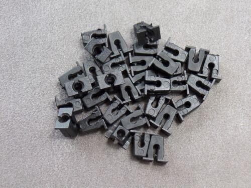15 pare-chocs avant garde-boue Clips de fixation pour Audi Skoda VW 811807577 C