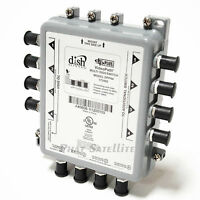 DISH Network Dish Pro Plus 44 Switch with Power Inserter (753960007267) TV Accessories