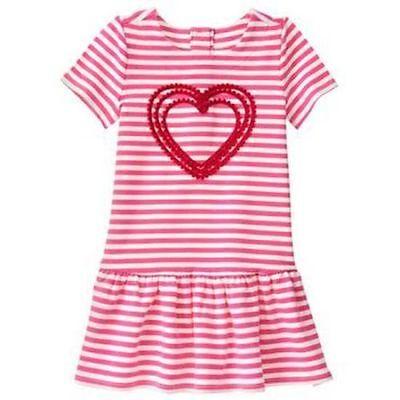 NWT Gymboree Girls COZY VALENTINE Sz 2T 3T 4T 5T Cupcake Dress NEW