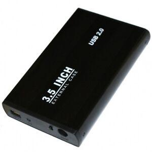 CARCASA-CAJA-DISCO-DURO-EXTERNO-3-5-IDE-ATA-USB-EXTERNA-ORDENADOR-PC-NETBOOK
