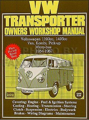 1963 vw van wiring diagram vw van bus shop manual 1966 1965 1964 1963 1962 1961 1960 1959  vw van bus shop manual 1966 1965 1964