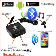 Peugeot 207 2006  Bluetooth Music Streaming A2DP Adaptor Handsfree Wirless Kit