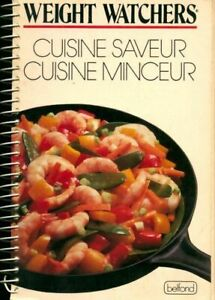 Details Sur Cuisine Saveur Cuisine Minceur Weight Watchers Livre 281601 2364240