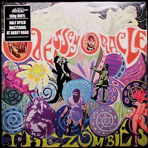 Zombies Odessey And Oracle 180g Stereo Half Speed Master