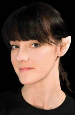 Woochie Small Space Ear Tips  Small Elf Ear Tips  Latex Elf Ear Tips  Star Trek Ear Tips  Fairy Ear Tips  High Quality Elf Ears