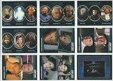 The Complete Star Trek: TNG Teil 1 - 9 Card Lot