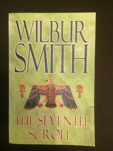 Wilbur SmithThe Seventh ScrollPB - Cardiff, United Kingdom - Wilbur SmithThe Seventh ScrollPB - Cardiff, United Kingdom