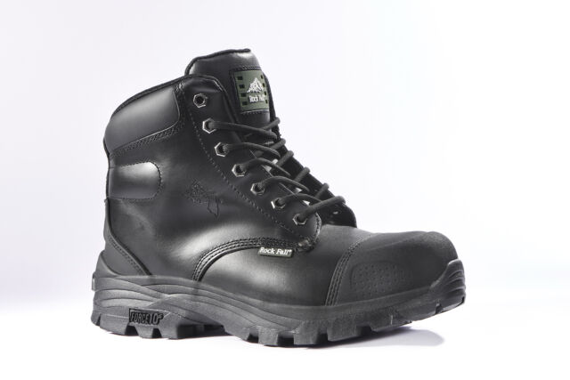 Rock Fall Safety BOOTS - UK Size 6 for