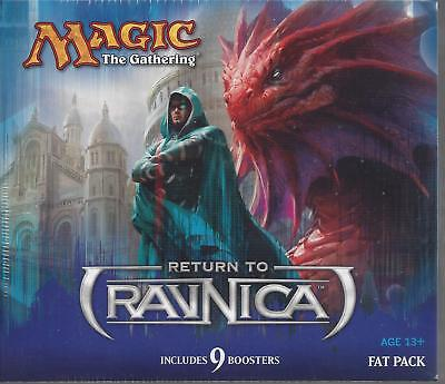 Return to Ravnica Magic the Gathering MTG Fat Pack Sealed Box