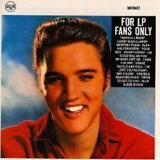 Elvis Presley - For LP fans only  CD 1956   SIGILLATO