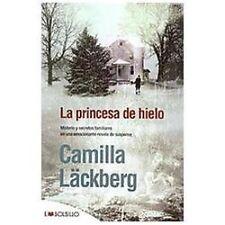 LA PRINCESA DE HIELO / THE ICE PRINCESS - NEW PAPERBACK BOOK