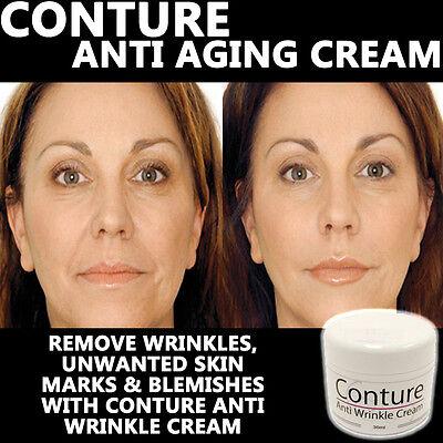 CONTURE ANTI WRINKLE CREAM ACNE FACE CREAM - CLEAR SKIN - WRINKLE ANTI AGEING