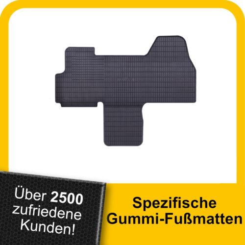 Citroen Jumper II ab 06 Gummimatten Fußmatten Original Qualität Kpl.
