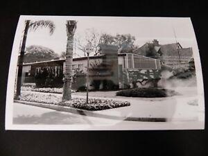 Coronado CA California RPPC Real Photo # 1200 5th St 1950's San Diego Area House