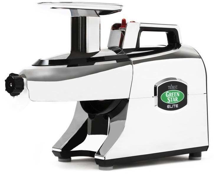 vert Star Elite GSE 5050 Twin Gear centrifugeuse dans Chrome