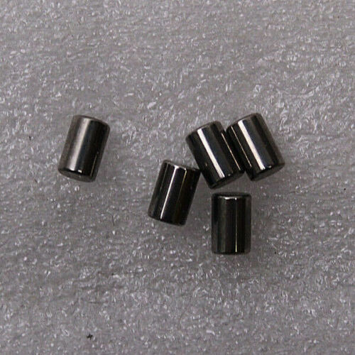 100 x Zylinderrollen Zylinderstifte 1.042.345 ZRO 4 x 6 G2 NEU