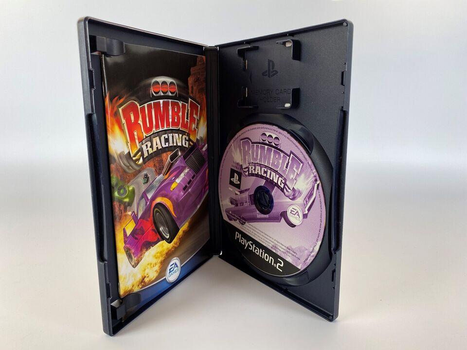 Rumble Racing, PS2
