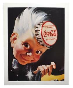 Collectable-Coca-Cola-Advertising-Poster-16-x-20-Lot-1867983
