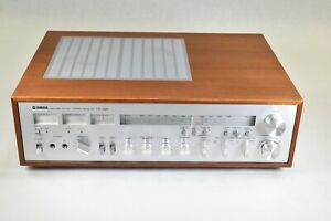 Yamaha-cr-1020-Vintage-Stereo-Receiver-Top-Zustand