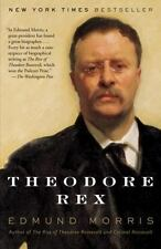 Modern Library Paperbacks: Theodore Rex by Edmund Morris (2002, Paperback)