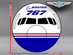 BOEING-B767-B-767-FRONT-VIEW-DECAL-STICKER-3-5-x-3-5-in-9-x-9-cm