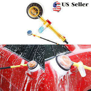1XTechnology Microfiber Chenille Car Vehicle Care Washing Brush Sponge Clean US