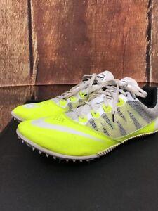 best service c87ad 63af3 Image is loading Nike-Zoom-Rival-S-7-Men-Track-Sprint-