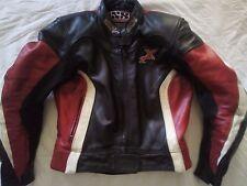 IXS Motorcycle Racing Leather Suit 2pcs Size EU40