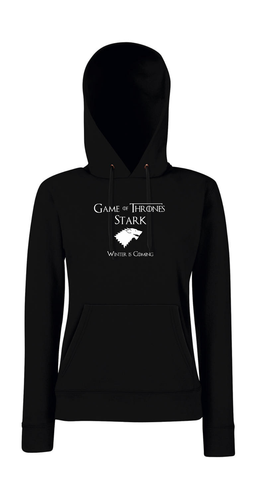 Fillette Pull à Capuche I Game de de de Thrones I Hiver Is Vient I House Forte e94fab