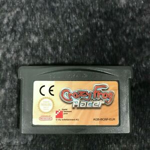 Crazy-Frog-Racer-Nintendo-Game-Boy-Advance-GBA-Game-Cart-Only-Genuine-Kids-Racer