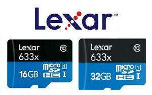 Lexar-633x-TF-micro-SD-Card-Class-10-16GB-32GB-Memory-Card-Card-SDXC-C10-95MB-s
