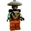 miniature 35 - STAR WARS Minifigures custom tipo Lego skywalker darth vader han solo obi yoda