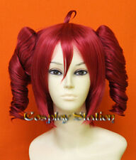 Vocaloid 2 Cosplay Kasane Teto Auburn Red Cosplay Wig_wig351