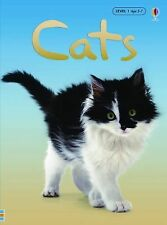 Cats by Anna Milbourne (2006, Hardcover)