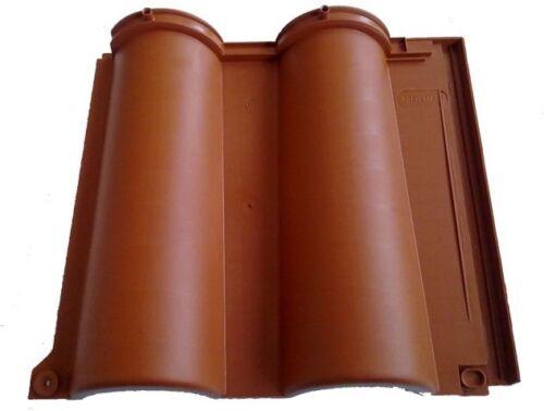 Kunststoff Dachziegel Kunststoff Dachpfanne Plastik Leichtdachziegel Dunkelbraun