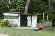 on site caravan in Lake Tabourie 2539, NSW | Caravans