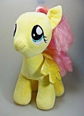 Build A Bear My Little Pony Fluttershy Con Battito Cardiaco Canta Circa 40 Cm-mostra Il Titolo Originale