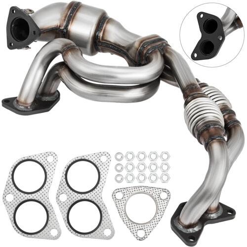 HQ 2006-2011 Impreza Legacy 2.5L Exhaust Manifold Catalytic Converter Easy