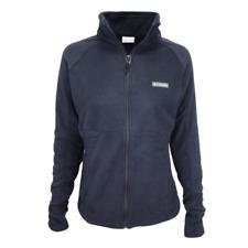 Columbia Women's Black Basin Trail Full-Zip Fleece Jacket (Retail $55) S10