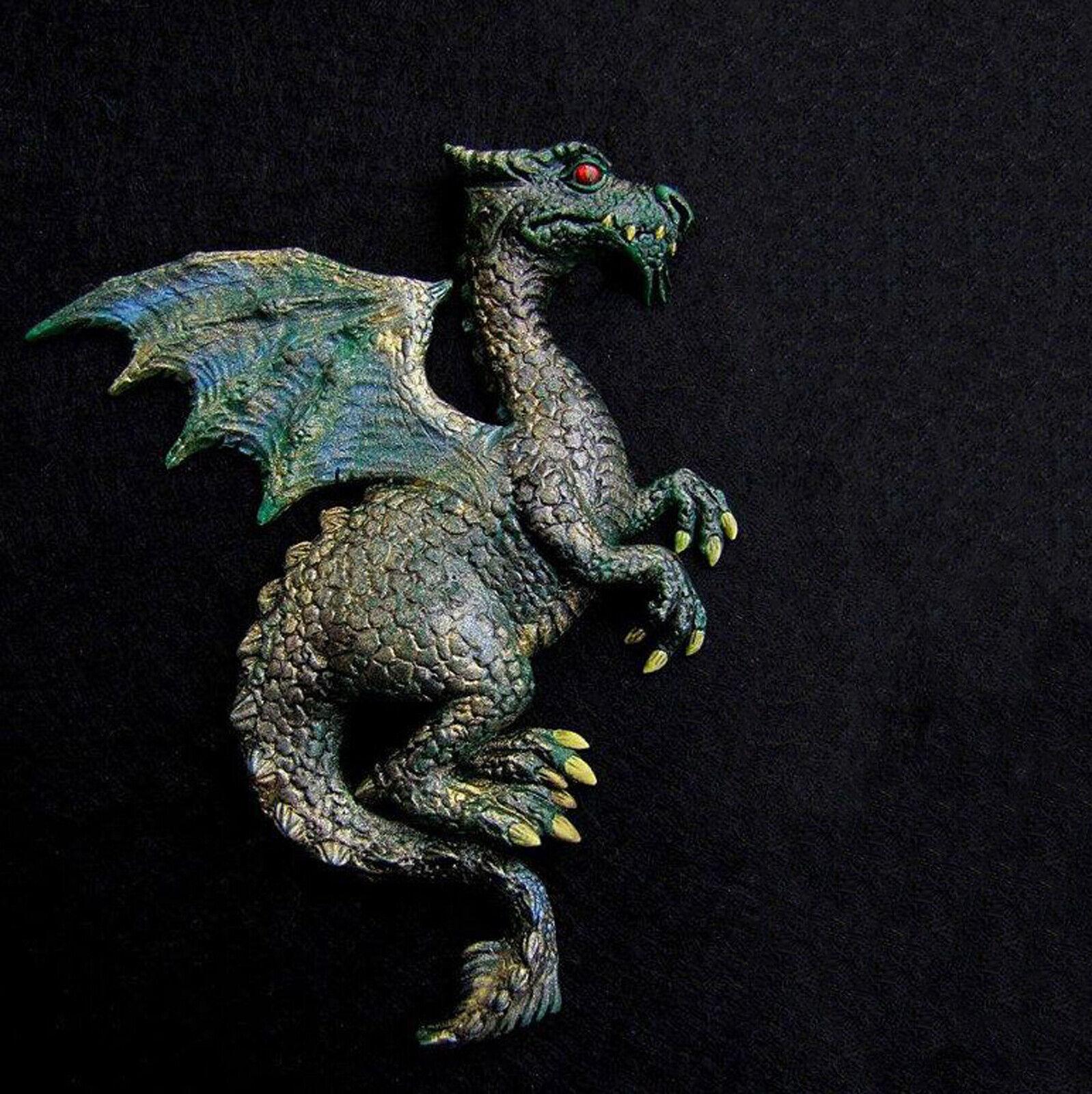 Dragon Shape Silicone Mould Chocolate Candy Sugarcraft Fondant Cake Decor Mold