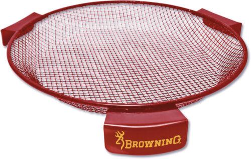 Browning Rundsieb Madensieb Sieb Futtersieb 33//36 cm Maden Caster Futter sieben
