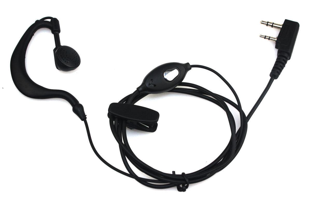 20pcs  Multi-Pin Earpiece PTT MIC Headset for Kenwood TK2180 TK-380//385//390//480
