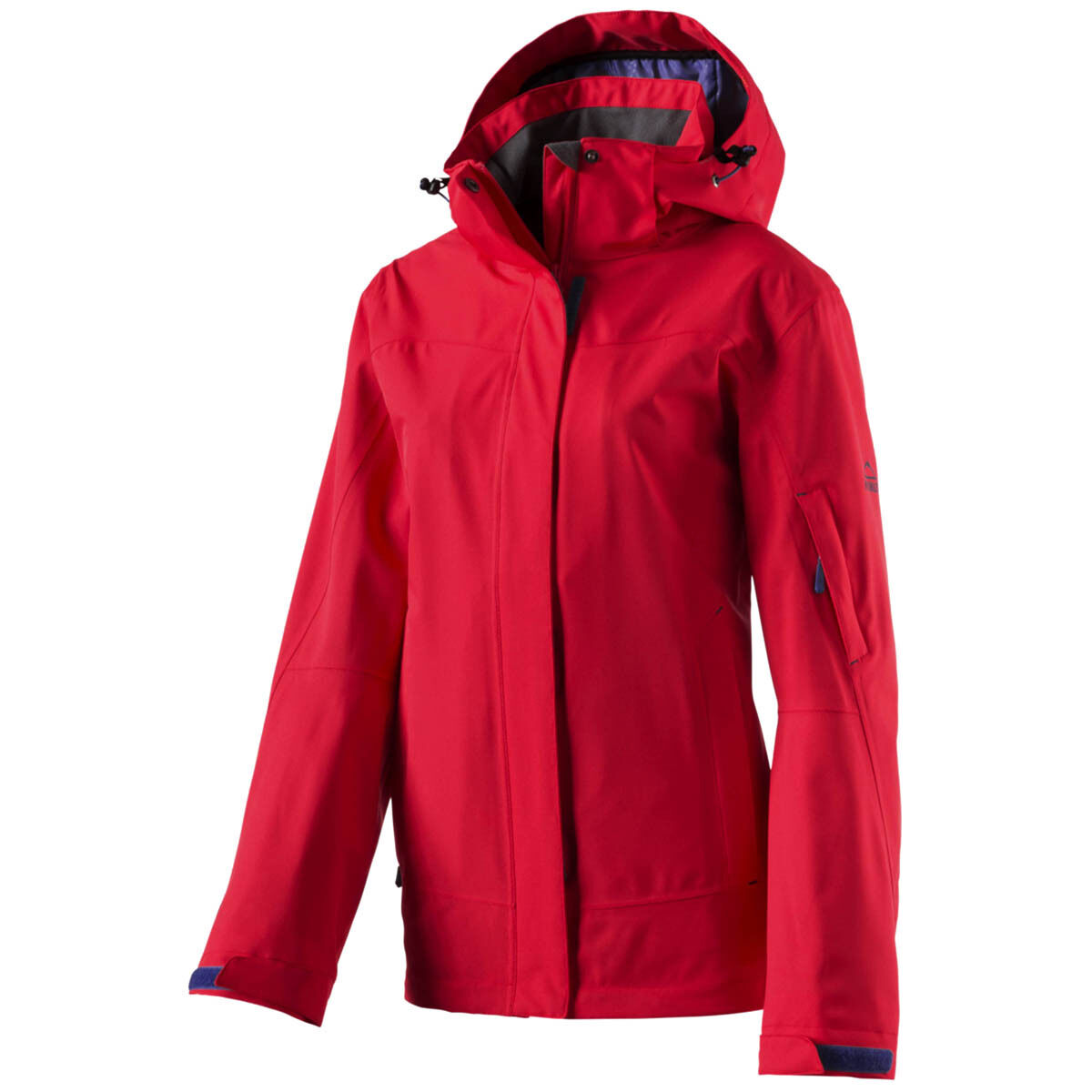 McKinley Cordoba 237258 Zip-In Funktionsjacke Damen rot  89 95