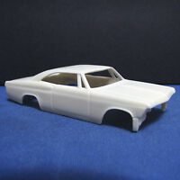 Jimmy Flintstone Ho Scale '65 Chevy Impala Resin Slot Car Body - Fits 4 Gear 6