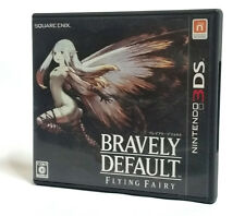 Bravely Default Flying Fairy Japan Nintendo 3DS Game Japanese Import RPG