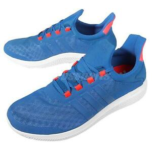 adidas CC Sonic M ClimaChill Blue White Mens Running Shoes S78238